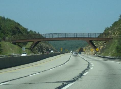 Auf dem Weg nach Pittsburgh