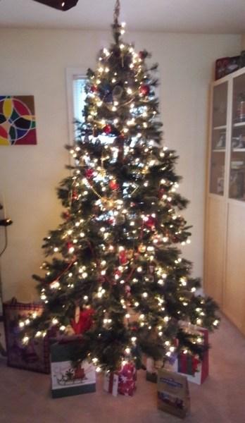 Weihnachten 2017 Familienbesuch in den USA