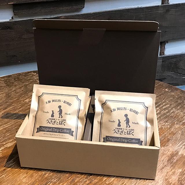 昭和町ブレンドドリップバッグコーヒーギフトセット