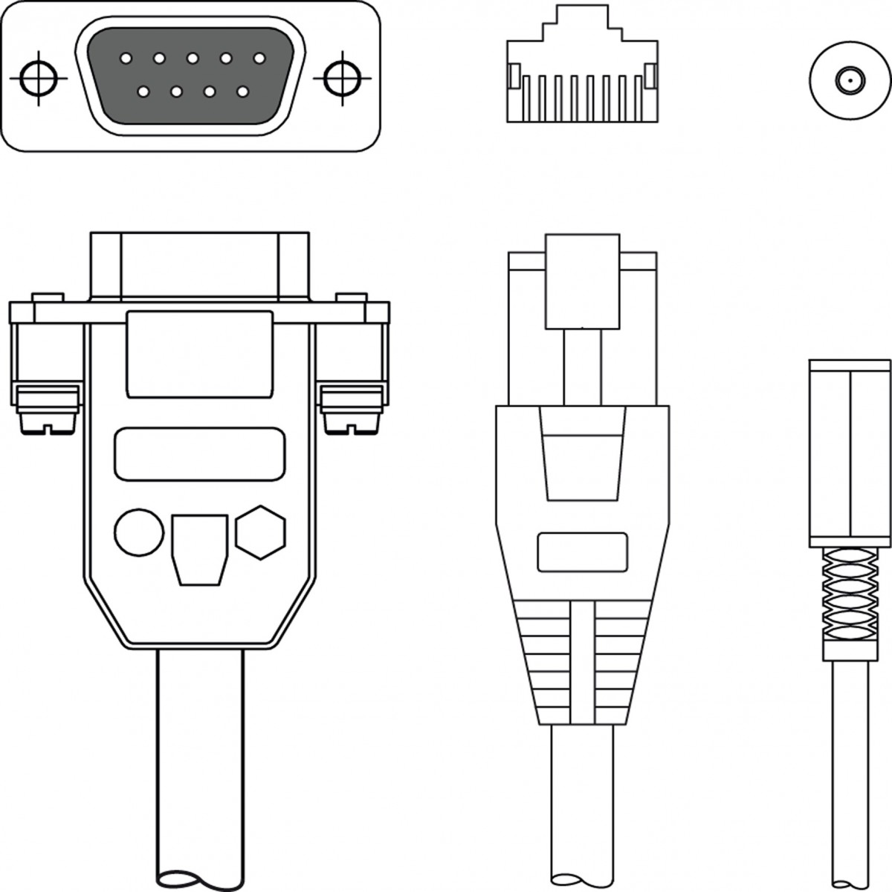Leuze Kb 232 3 It190x Suitable For Interface Rs