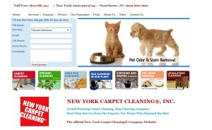 New York Carpet Cleaning Inc
