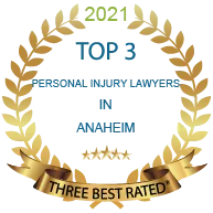 Best Personal injury lawyers in Anaheim