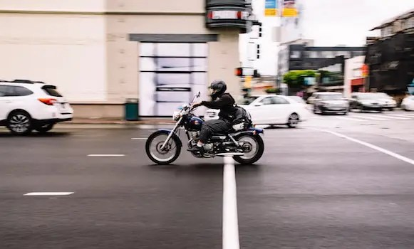 motorcycle accident in LA common causes