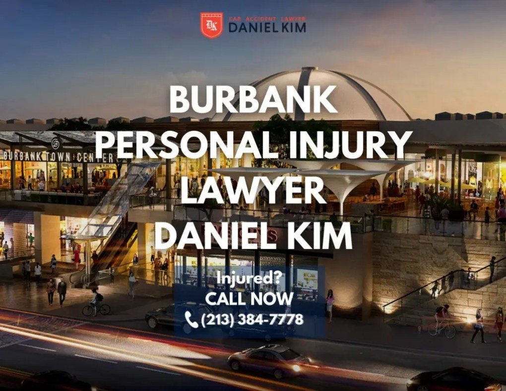 Burbank Personal Injury Lawyer