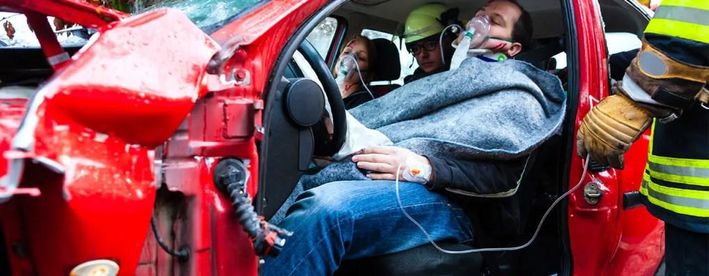 교통사고 부상