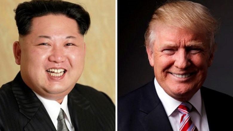 President Trump: Boasts That His Nuclear Button is Bigger Than Kim Jong-un's
