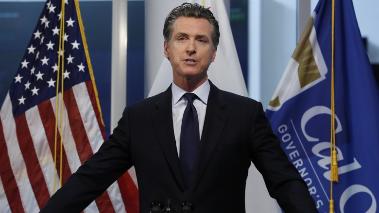 Newsom Governor Punished By California Judge – Permanent Injunction Forbids Him To Change Electoral Law