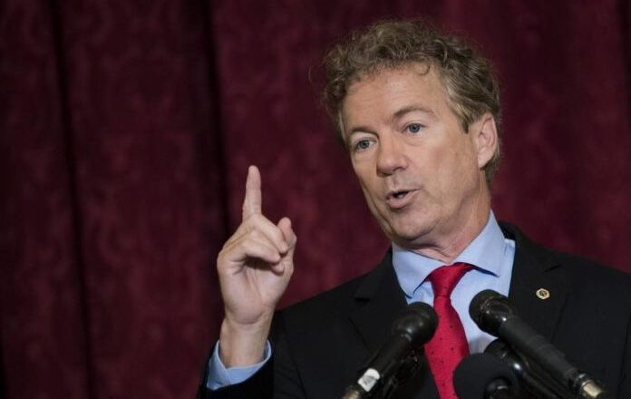 RAND PAUL EXPOSES BOMBSHELL CLAIMS — REVEALS HE THINKS THE ELECTION IN 'MANY WAYS WAS STOLEN'