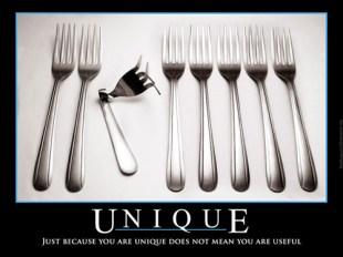 unique 1