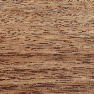 faux wood flooring (lightly stained)