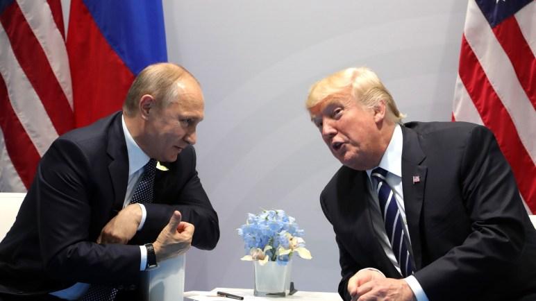 Der Usa Experte Trumps Wider Sprüche In Der Russland Affaire