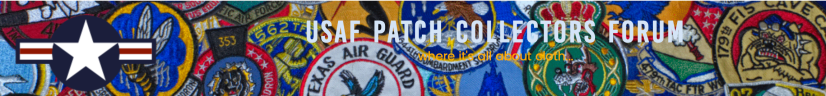 USAF Patch Collector Forum