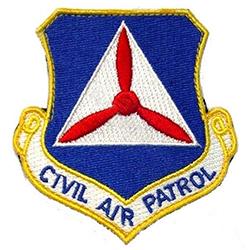 Civil Air Patrol Patches