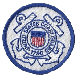 US Coast Guard Patches