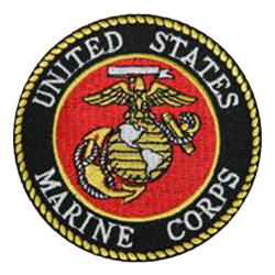 US Marine Corps Patches