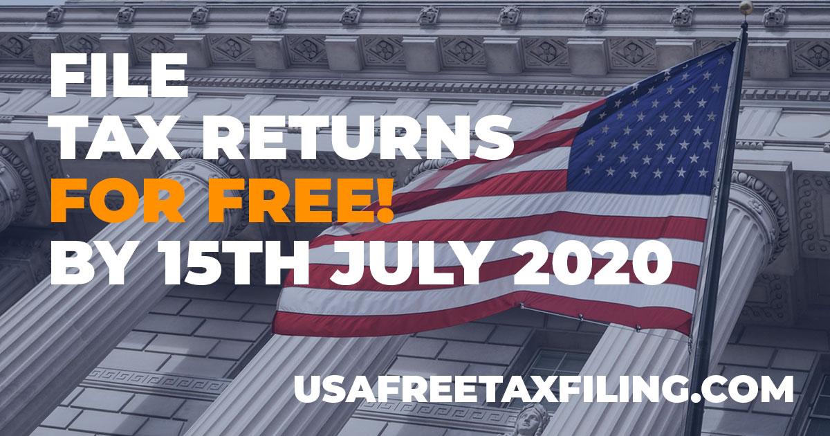Home   USA Free Tax Filing