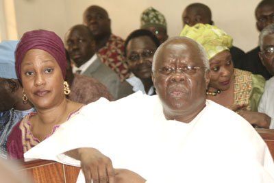 EFCC's ex-boss Ribadu commends conviction of Obasanjo's confidante Olabode George