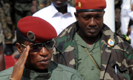 Wounded Guinea dictator's arrival in Burkina Faso fuels speculations, threats
