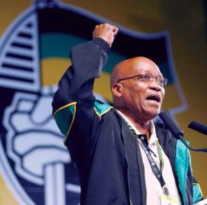 Jacob-Zuma-south africa-raisedfist