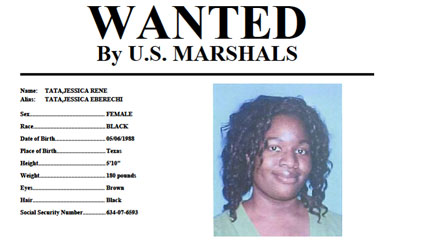 Fugitive Nigerian-American Jessica Tata, 22, turns self in; arrested and enroute back to Houston  By Chido Nwangwu