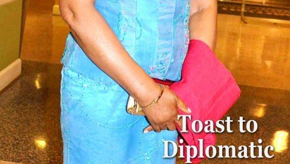 Toast to Ambassador Joy Ogwu's distinctions. By Chido Nwangwu