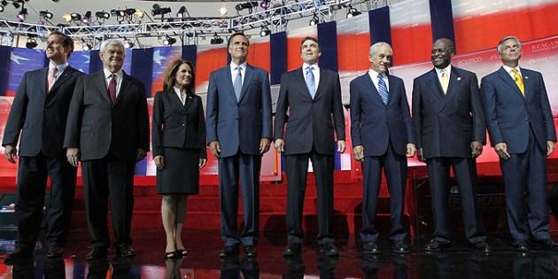 Follies of Republican presidential aspirants; Newt is next. By Prof. Steven P. Grossman