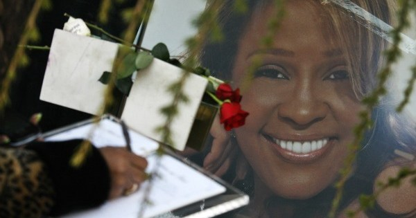 WHITNEY Houston: superstars come to honor, sing, reflect and speak at memorial service