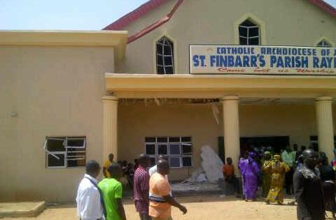 Catholic church targeted; 11 killed; 50 injured  as suicide bomber strikes in Jos, again