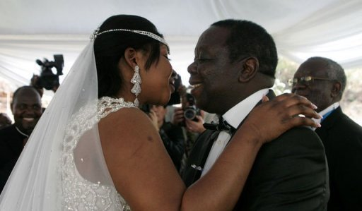 Zimbabwe's Prime Minister skips ex-lover's court order, weds 35-year old under customary law
