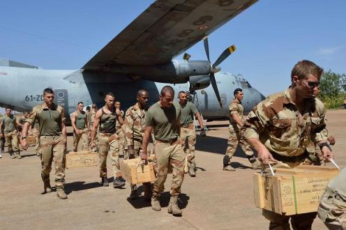 mali-troops -deployment2013