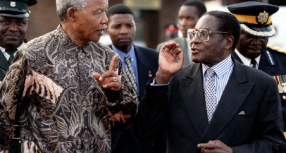 "Zimbabwe's MDC drags Mugabe to court over ""landslide"" presidential victory"