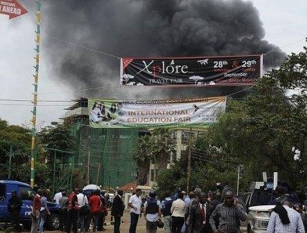 Terrorists kill 62 in Kenya Westgate mall attack: Live Reports, UN, Obama, Kenyans condemn attacks