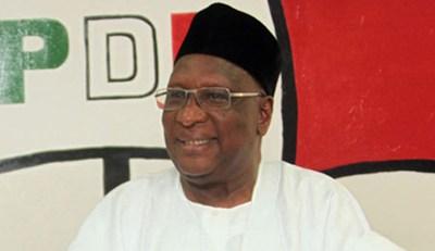 """Into 2014, PDP Chairman Bamanga Tukur says Jonathan embodies """"political decorum"""""""