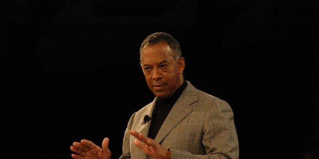 USAfrica: African-American John Thompson becomes Chairman of Microsoft; makes history, again