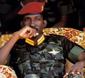 Thomas Sankara _Burkina-Faso