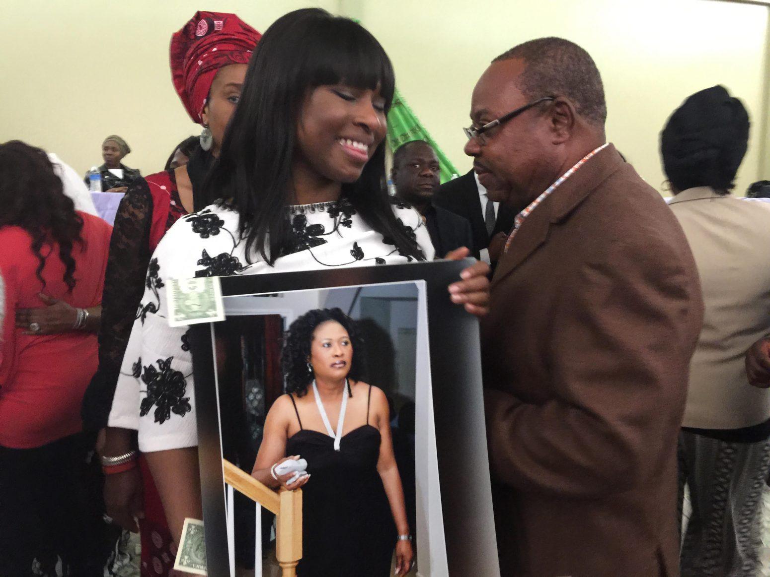 USAfrica:  Amidst tears, agony, late Don and Nkem Okoro get Houston, diaspora farewell event