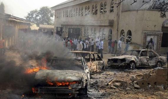 """USAfrica: Buhari's """"incompetence"""" reason for escalating insecurity across Nigeria, says PDP."""
