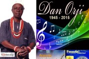 USAfrica: A Tribute to Dan Orji of Peacocks.  By Mazi E.A.C Orji