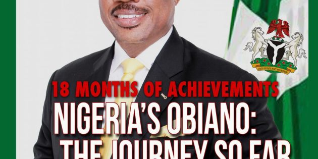 USAfrica: 10 reasons why Obiano's popularity is sky high