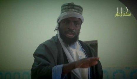 Boko Haram, Abubakar Shekau, resurfaces in a video