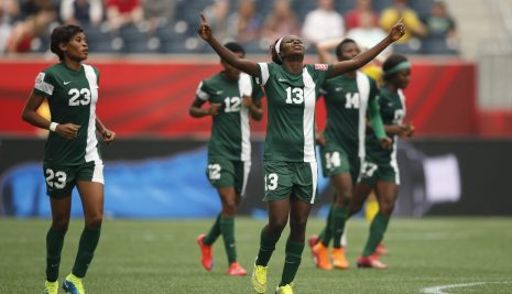 African Women's Cup of Nations finals: Nigeria vs Cameroon