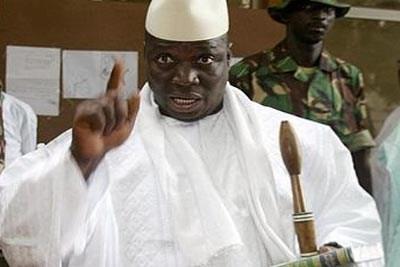 USAfrica: Gambia's president Jammeh escalates state of emergency; defies Buhari, ECOWAS