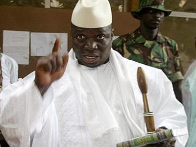 USAfrica: Gambia's president Jammeh escalates state of emergency; defies Buhari, ECOWAS