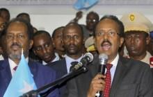 Somalian-American Mohamed Mohamed elected President
