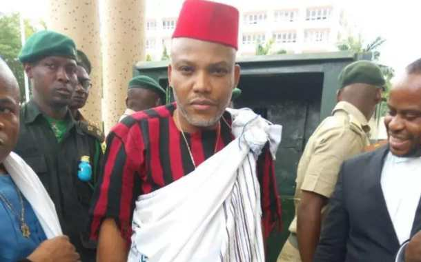 #USAfrica: #Biafra IPOB leader Nnamdi Kanu face mountain-high bail conditions