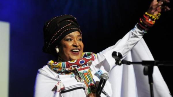 USAfrica: Mandelas say Winnie sacrificed her life for the freedom of South Africa