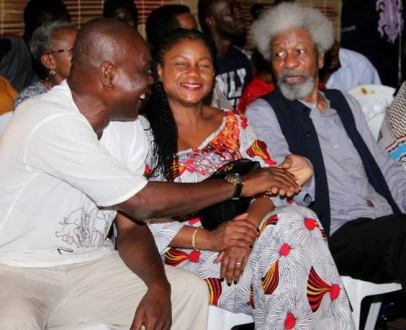 USAfrica: Why Soyinka's life at 87 is the only miracle I see. By Uzor Maxim Uzoatu
