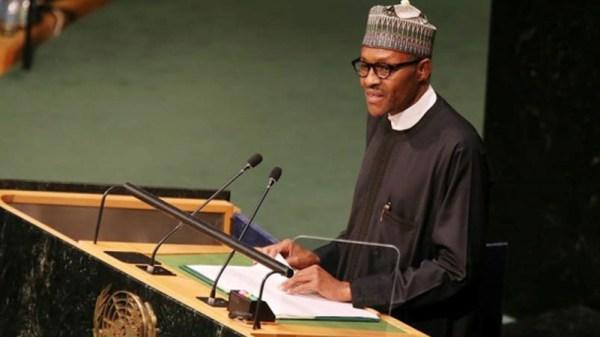 Buhari to address UN on September 24; IPOB, Yoruba Nation activists condemn his record