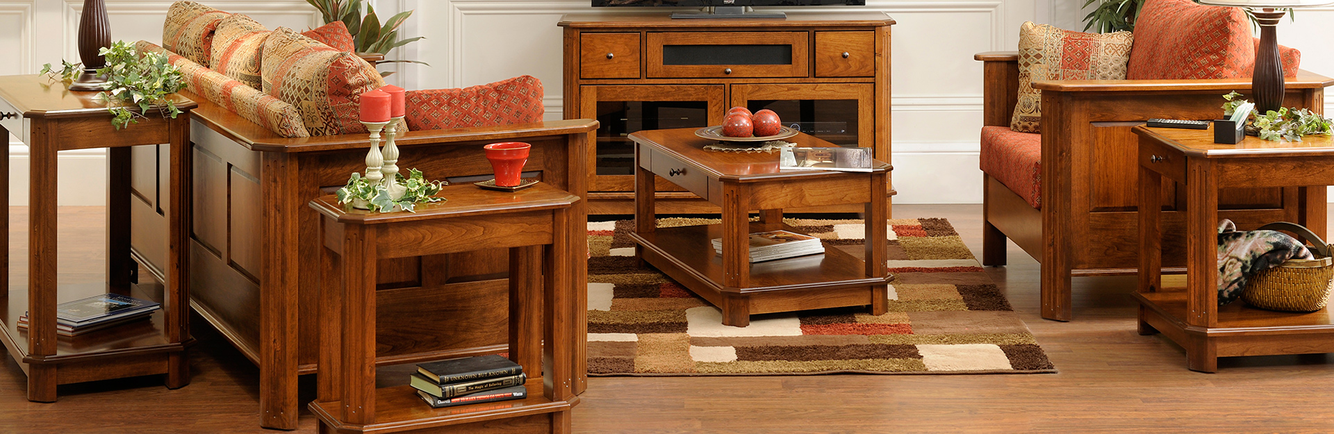 amish built sofa tables bed basel living occational usa furnitureoak furniture warehouse