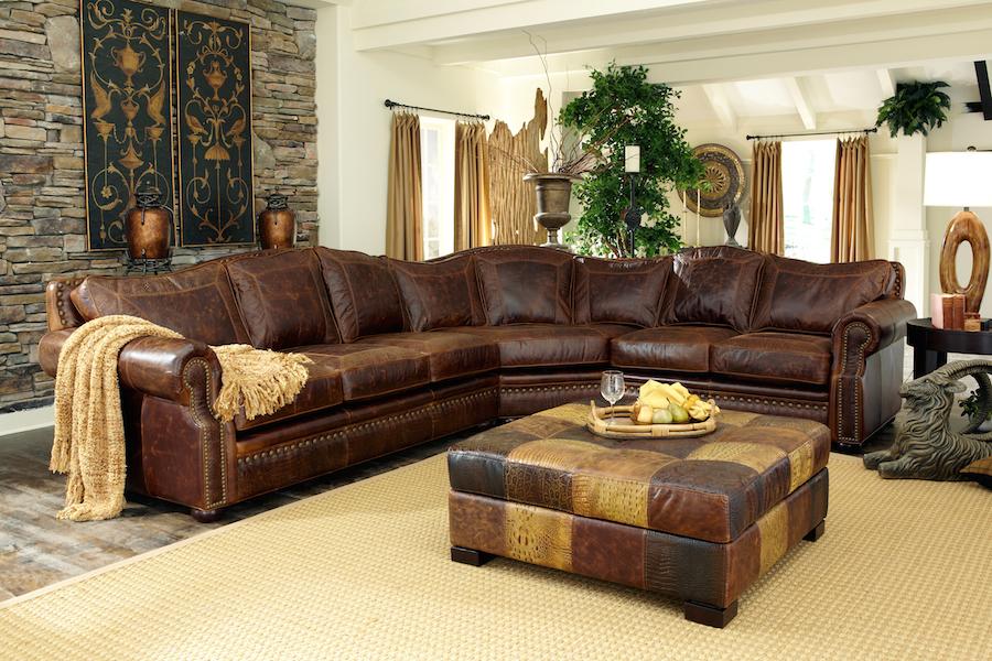 leather furniture made in america